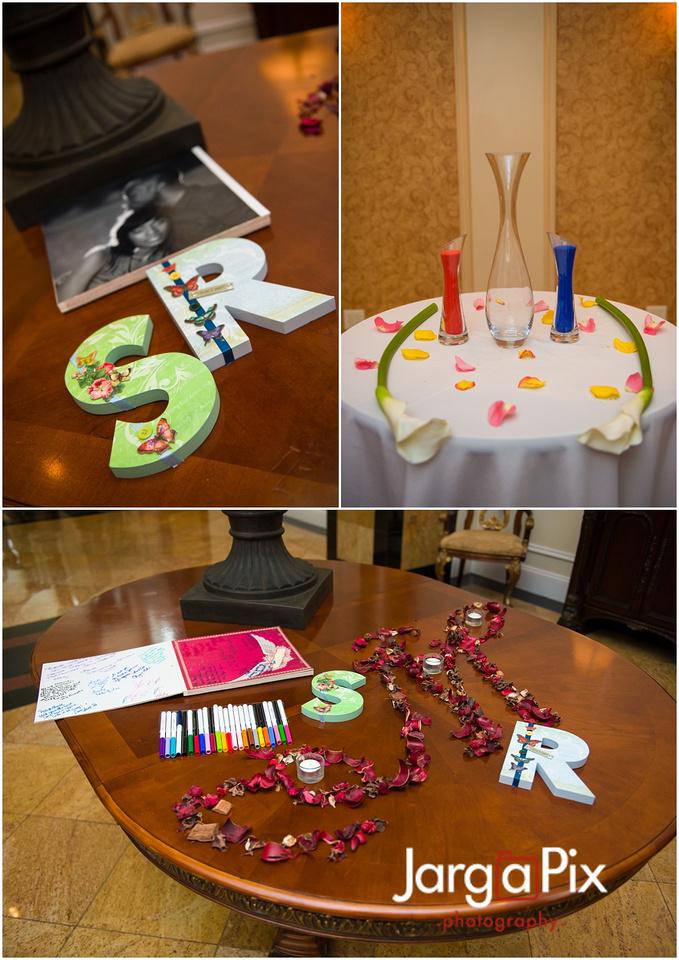Wedding Details, The Merion, New Jersey Wedding, Sherine & Robert, JargaPix Wedding Photography