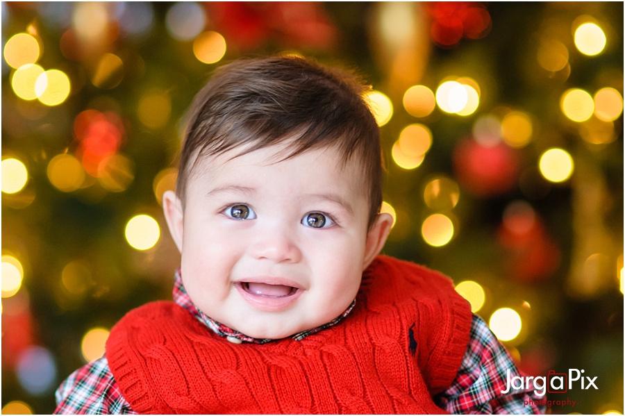 Ralph Lauren Baby Holiday Shoot