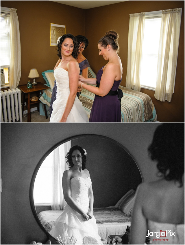 """Woodcliff Lake Manor"", Wedding, ""Bare Esentuals Makeup"""