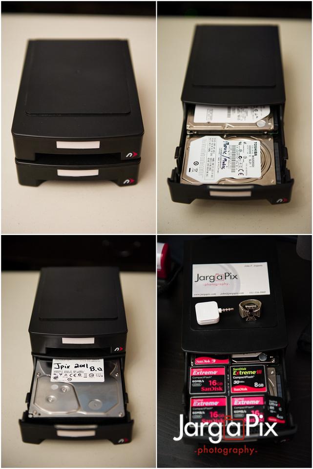 External Drive Storage