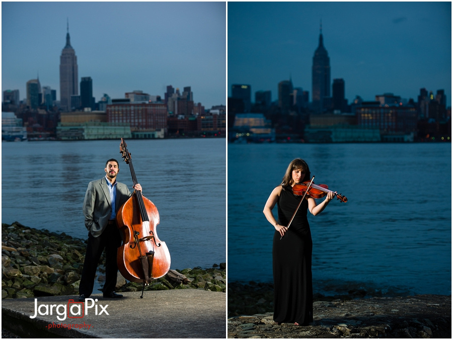 Hoboken, New York City, Engagement Session, Jose, Joyce